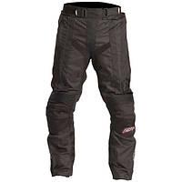Мотобрюки текстильные RST Alpha III черные, 30