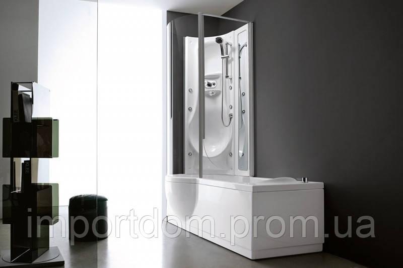 Душевая кабина с ванной Vasche Rettangolari Simona Box VAS30