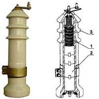 Разрядник вентильный РВО-6, РВО-10