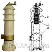 Розрядник вентильний РВО-6, РПО-10
