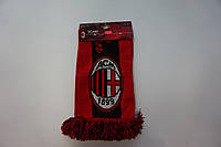 Футбольный шарф Milan. Официальная атрибутика