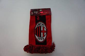 Футбольний шарф Milan. Офіційна атрибутика