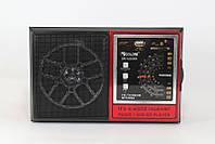 Дорожное радио MP3, бумбокс Golon QR-132UAR, поддержка SD карт, порт USB, пульт ДУ, 3 вида питания