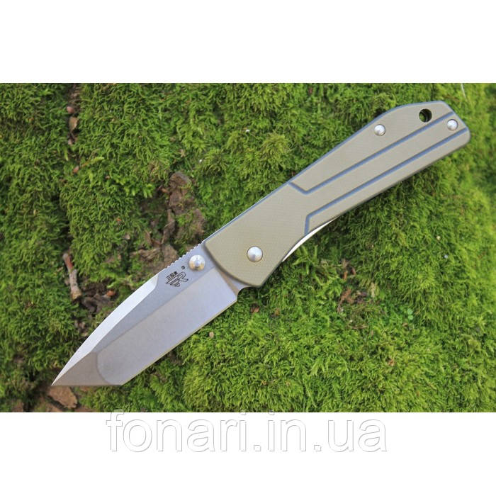 Нож складной Sanrenmu 7071LTF-GVK