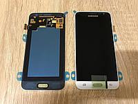Дисплей на Samsung J320 Galaxy J3 Белый(White), GH97-18414A, Super AMOLED! , фото 1