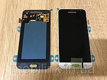 Дисплей на Samsung J320 Galaxy J3 Белый(White), GH97-18414A, Super AMOLED!
