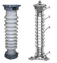 Розрядник вентильний РВС-33, РВС-35, РВС-110