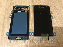 Дисплей на Samsung J320 Galaxy J3 Золото(Gold), GH97-18414B, Super AMOLED!