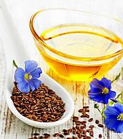 Масло льняное - Снижает уровень холестерина, нормализует работу пищеварительной системы и печени (Алтайвитами