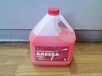 Антифриз RED G12 Сoolant  (червоний) (Канистра 5л/4,5кг)
