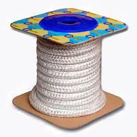Шнур керамический Ø15 Круг. бухта-50м Цена указана за метр погонный