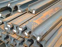 Рельсы железнодорожные РП-50, рудничные Р-24, Р-50,РП-65, Р-18, Р-65 купить цена гост цена с доставкой