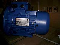 Электродвигатель АИР71В2 1,1 кВт 3000 об/мин