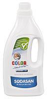 Жидкое средство Color-sensitiv для чувствительной кожи и для детского белья Sodasan