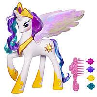Пони принцесса Селестия интерактивная Май лит пони My Little Pony Princess Celestia electronic, фото 1