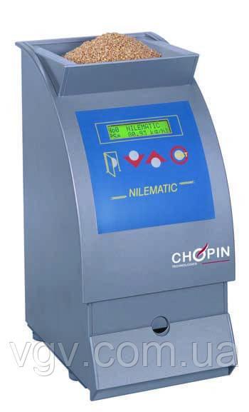 Аналізатор натурного ваги зерна NILEMATIC