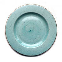 Тарелка 26 см Wersal Lubiana голубая
