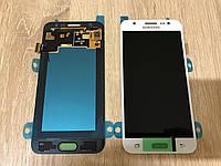 Дисплей на Samsung J500 Galaxy J5 Белый(White), GH97-17667A, Super AMOLED!