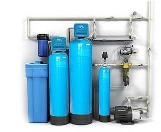 Фильтрация воды для технических нужд