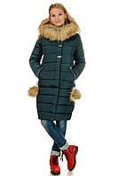 """Женское зимнее пальто """"Майя"""""""