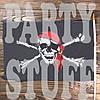 Пиратский флаг Веселый Роджер
