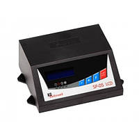 Блок управления твердотопливным котлом SP-05 LCD