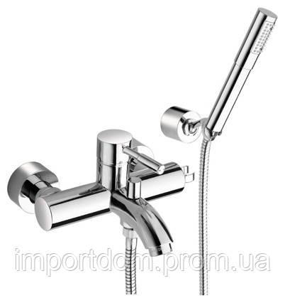 Смеситель для ванны с душевым гарнитуром LaTorre Tower Tech 12020 Хром