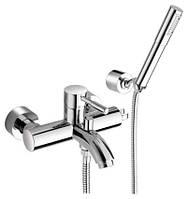 Смеситель для ванной с душевым гарнитуром La Torre Tower Tech 12020 Хром