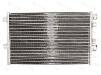 Радиатор кондиционера на Renault Kangoo 97->2008 1.5dCi  — Thermotec (Китай) - KTT110040