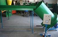 Измельчитель соломы промышленный А 380 В, 18,5 кВт