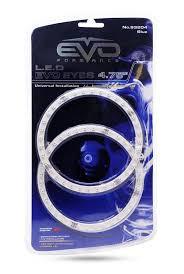 Подсветка фар ангельские глазки диам 60 мм 1 шт