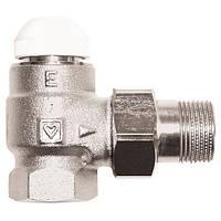 Термостатический клапан HERZ-TS-E, угловой