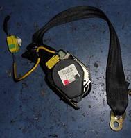 Ремень безопасности с пиропатроном передний левыйVWTouareg2002-2010560981701