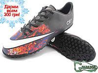 С Гарантией! Сороконожки (многошиповки) Nike Mercurial CR7