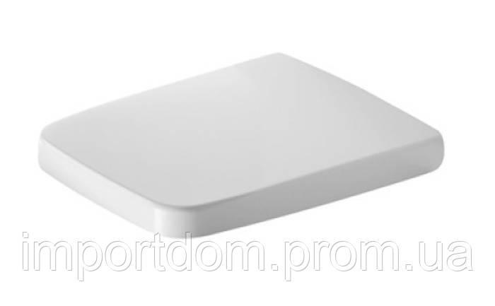 Сиденье с крышкой для унитаза Duravit PuraVida (0069190000)