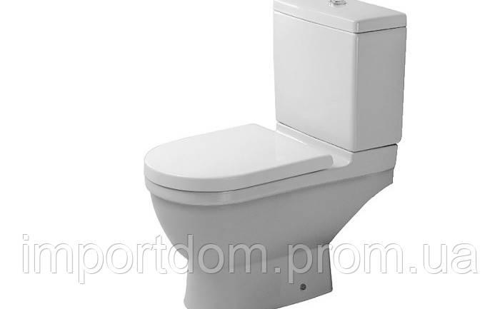 Унитаз напольный Duravit Starck 3 012609