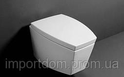 Подвесной унитаз с сиденьем soft-close Simas Duemilasette DU18/DU002/F85