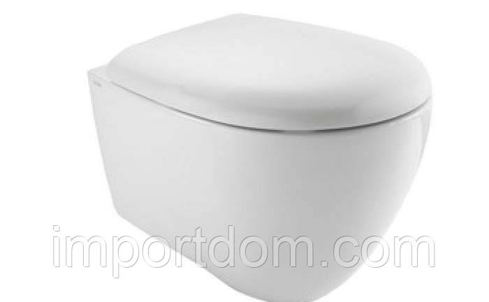 Унитаз подвесной Globo Bowl+ (Plus) BPS03.BI белый глянец