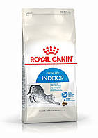 Royal Canin (Роял Канин) INDOOR 4кг - корм для кошек от 1 до 7 лет, живущих в помещении