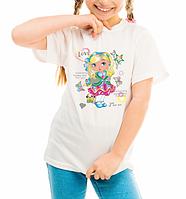 """Детская футболка """"Joy and fun"""""""