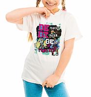 """Детская футболка """"Monster high"""""""