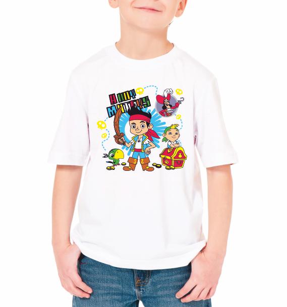 "Детская футболка ""Pirates"""