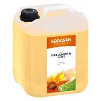 Моющая жидкость для полов и стен Sodasan 5 л (4019886000789)