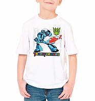 """Детская футболка """"Transformers"""""""