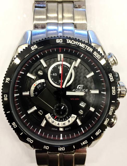 CASIO EDIFICE Мужские наручные часы (качественная реплика)