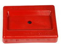 """Кронштейн подушки передней рессоры (красный) MB Sprinter (правый) """"Mersedes"""""""