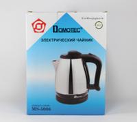 Чайник электрический MS 5006 Domotec 1,8л, 1500W (только ящиком 12шт)