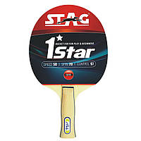 Ракетка для настольного тенниса Stag 1Star (351)