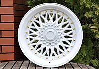 R16 4x100 135 white