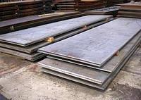 Лист стальной металический,толщиной 10 мм сталь 15хснд-3